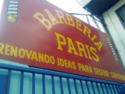 Barberia Paris - Bargain Haircut in Costa Rica
